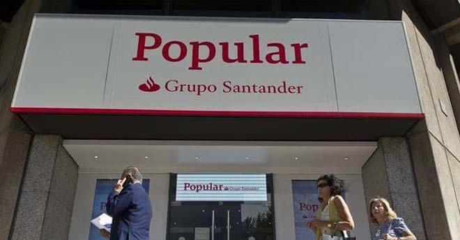 Acciones Banco Popular Ejercicio 2012
