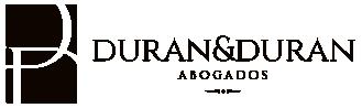 Logo Duran y Duran Abogados